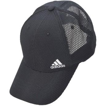 アディダス(adidas) 機能素材 帽子 キャップ メンズ レディース ゴルフ メッシュキャップ スポーツ アスリート adk-100711413 (01 ブラック)