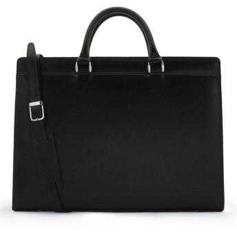 青木鞄(Lugard)ビジネスバッグ メンズ 革 [BALBOS No.4322]
