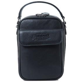 青木鞄(Lugard)2wayミニショルダーバッグ メンズ 革 [NEVADA No.4965]