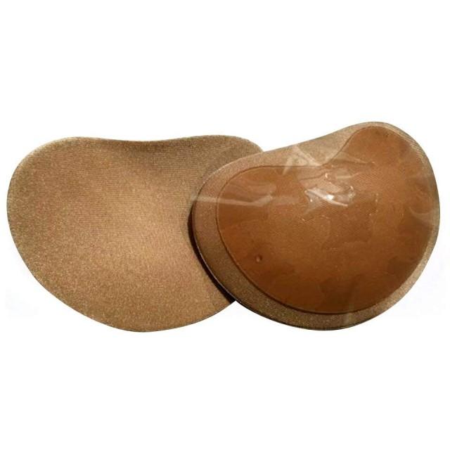 [ファストファッション] 水着に直接貼り付けるパッド ポケット不要 シリコンパット シリコン パッド パット 肌にやさしい ヌーブラがかぶれる人に 敏感肌 水着 ビキニ 小胸 ブラジャー 胸 盛れる バストアップ 水着 見えない ボリューム 大きい サイズ 大きめ ヌードブラ [Y]
