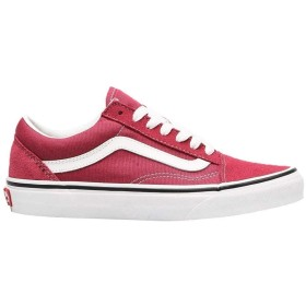 ヴァンズ バンズ] VANS VN0A38G1U64 Old Skool スニーカー Dry Rose/True White US7.5-約25.5cm
