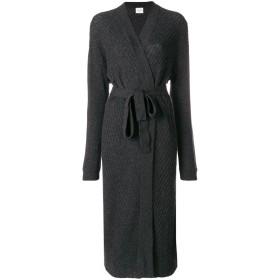Le Kasha Austin cardi-coat - グレー