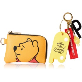 [ヨーイ] HONEY SERIES MINIPOUCH KEYCHAIN YY-D042 イエロー