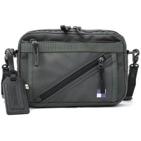[ハーヴェストレーベル] HARVEST LABEL ハーベスト ショルダーバッグ Bullet Line SHOULDER BAG MINI HB-0430 グレー