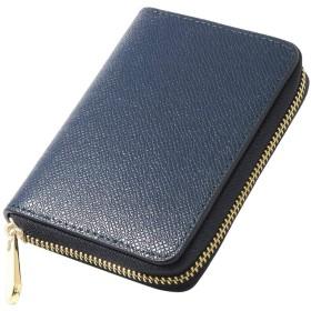 Dyrenson コインケース 小銭入れ カード収納 メンズ ミニ財布 薄型 軽量 ラウンドファスナー ギフトボックス入り