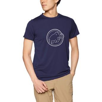 [MAMMUT]Tシャツ (マムート) QD アジリティ Tシャツ アジアンフィット メンズ 1017-10062 メンズ peacoat EU XS (日本サイズS相当)