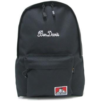 (ベンデイビス) BEN DAVIS リュック コーデュラ バックパック ホワイトレーベル(BDW-982) ワンサイズ ブラック