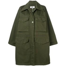 Mm6 Maison Margiela オーバーサイズ ミリタリージャケット - グリーン