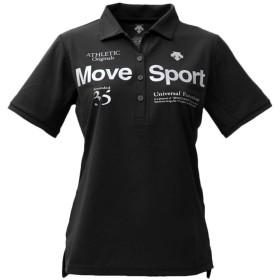 デサント ポロシャツ レディース 上 DESCENTE 半袖 ドライ 吸汗速乾 UVカット ストレッチ Sサイズ