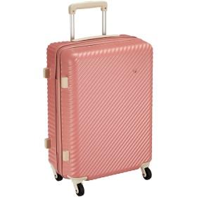 [ハント] スーツケース等 マイン ストッパー付き 47L 3.5kg 05748 55 cm ガーベラピンク