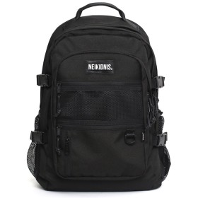 NEIKIDNIS ABSOLUTE BACKPACK/BLACK (037ASB06) [並行輸入品]