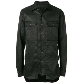 Rick Owens DRKSHDW シャツジャケット - ブラック
