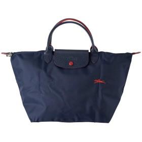 ロンシャン(LONGCHAMP) ハンドバッグ 1623 619 556 ル・プリアージュ クラブ ネイビー/レッド [並行輸入品]