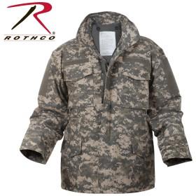 ROTHCO M-65 FIELD JACKETS (ロスコ M-65 フィールドジャケット)8540 (S, アーミーデジタルカモ(ACU)
