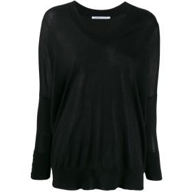 Agnona ファインニット セーター - ブラック