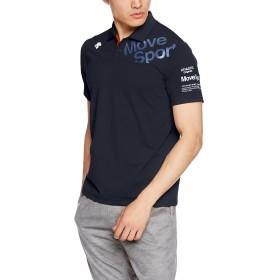 [デサント] トレーニング タフポロライト COOL ポロシャツ MOVESPORTS DMMLJA71 ENV L
