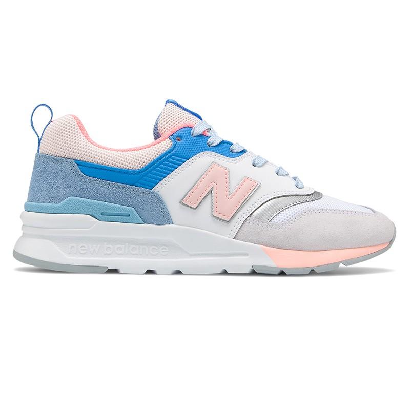【New Balance】復古鞋CW997HBC-B 女性 粉藍 997