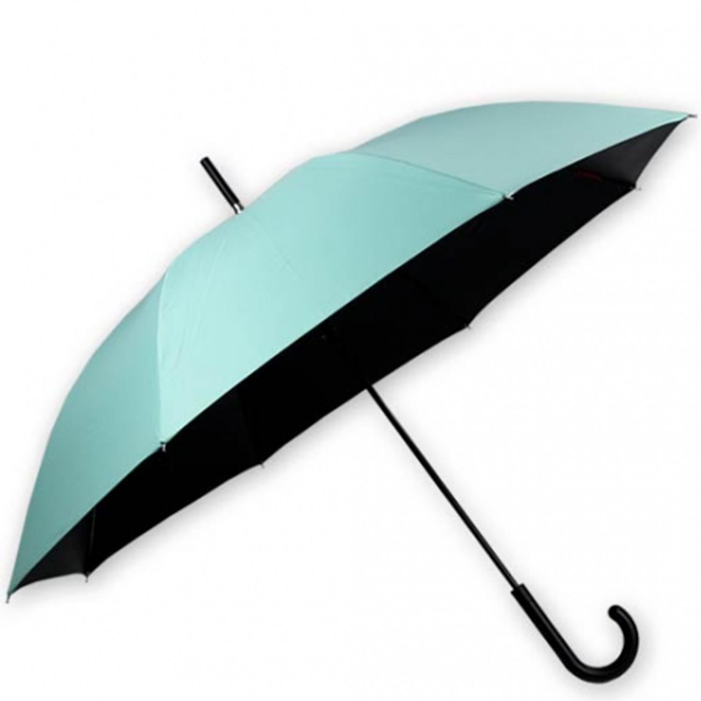 雨傘王 - BigRed 輕巧無敵自動直傘-綠色 ((65cm*8k))-終生維修