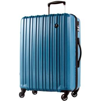 S型 ビリジアンブルー / PC7258 機内持込可 TSAロック搭載 キャリーバッグ スーツケース ハード 超軽量 小型 (1~3日用)