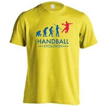 (プロテッジ) PROTEGGi ハンドボールエボリューション 半袖プレミアムドライTシャツ イエロー L