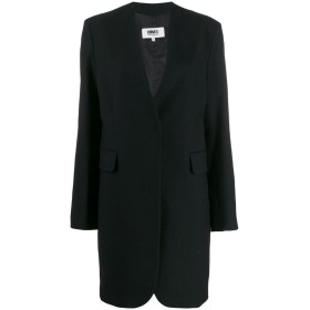 Mm6 Maison Margiela シングルコート - ブラック