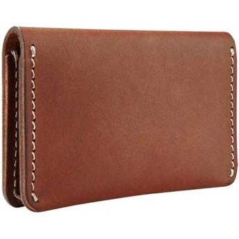 [レッドウイング] REDWING LEATHER GOODS Bifold Card Case Oro-russet 95013 オロラセット「フロンティア」