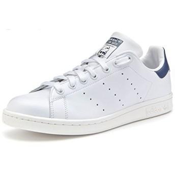 adidas/アディダス メンズ adidas STAN SMITH/アディダス スタンスミス/ランニング ホワイトxNAVY/ランニングホワイト×ニューネイビー/M20325 (US5/23.0cm) [並行輸入品]