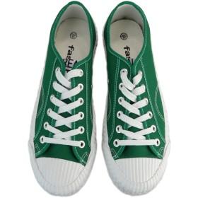 ランニングシューズ レースアップシューズ スニーカー ウォーキングシューズ メンズ 春 靴 [ ZNX102C ] 緑 グリーン 26.5cm