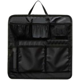 [エンジェルムーン] バッグインバッグ リュック 軽量 リュックインバッグ インナーバッグ 整理 縦型 横型 収納力 ポケット しっかり りゅっく カード キャンバス キャリーバッグ コンパクト ショルダーバッグ ショルダー付き システム (Bタイプ)
