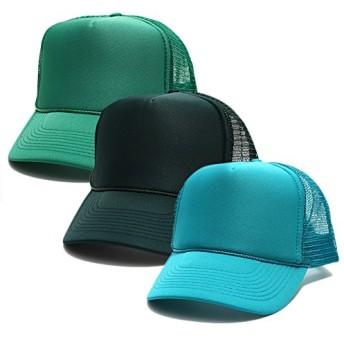 【39-165】 無地 OTTO CAP オットーキャップ 帽子 スナップバック メッシュ シンプル アメカジ スケート 正規品 (01)ケリー/緑 Fサイズ(男女兼用)