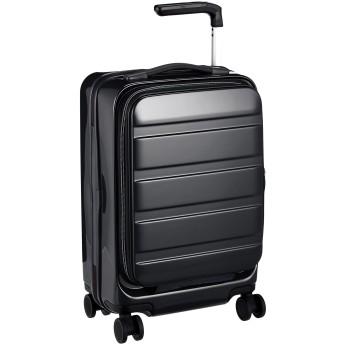 [サンコー] スーツケース ジッパー ACTIVE CUBE 機内持ち込み可 ビジネスキャリー AC02-48 32L 48 cm 2.8kg ブラック