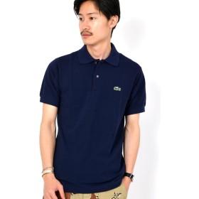 [シップス] LACOSTE ラコステ Tシャツ 半袖 ポロシャツ メンズ 112114865 M ネイビー