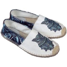 [ヘブンデイズ] Heaven Days エスパドリーユ スリッポン 靴 フラットシューズ メンズ 1805C0812