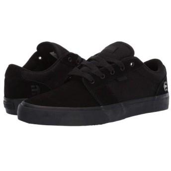 [エトニーズ] メンズ 男性用 シューズ 靴 スニーカー 運動靴 Barge LS - Black/Black/Black 9 D - Medium [並行輸入品]