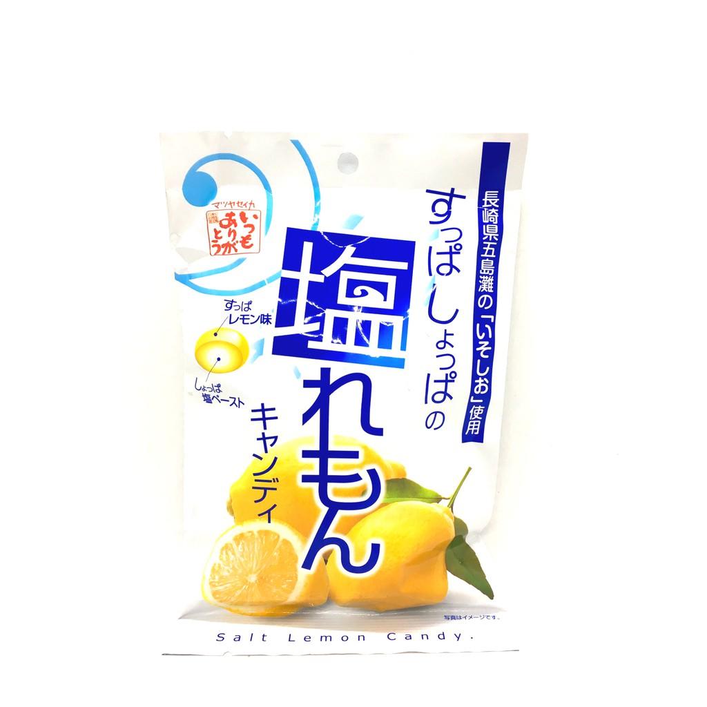 松屋檸檬鹽糖 松屋鹽檸檬脆糖 檸檬鹽糖 鹽糖 鹽檸檬糖
