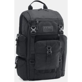 [UNDER ARMOUR] アンダーアーマー Men's UA CORDURA Regiment Backpack Black [並行輸入品]
