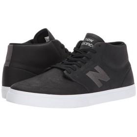 (ニューバランス) New Balance メンズスニーカー・カジュアルシューズ・靴・スケート NM346 Black/Grey 9 27cm D - Medium [並行輸入品]