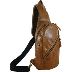 [トリックスター] TRICKSTER JEFF one shoulder bag tr49 CAM (CAMEL)