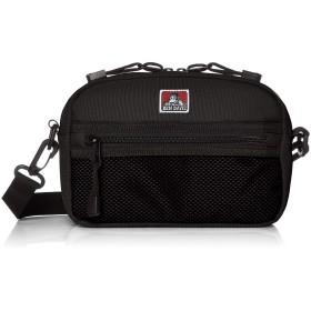[ベンデイビス] ショルダーバッグ ワイドメッシュショルダーバッグ BDW-9281 ブラック One Size