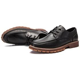 [ヘブンデイズ] Heaven Days 革靴 ビジネスシューズ ドライビングシューズ ローファー 紳士靴 外羽根 Uチップ メダリオン メンズ 1803N0305