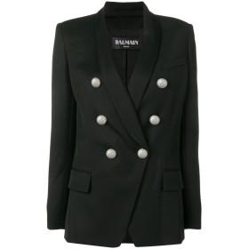 Balmain オーバーサイズ ジャケット - ブラック