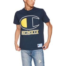 [チャンピオン] Tシャツ C3-N304 メンズ ネイビー 日本 L (日本サイズL相当)