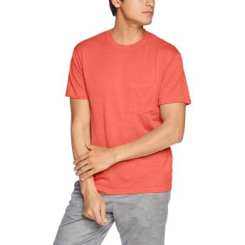 [アイスブレーカー] Tシャツ ネイチャーダイド ショートスリーブポケットクルー メンズ イチゴ US S (日本サイズM相当)
