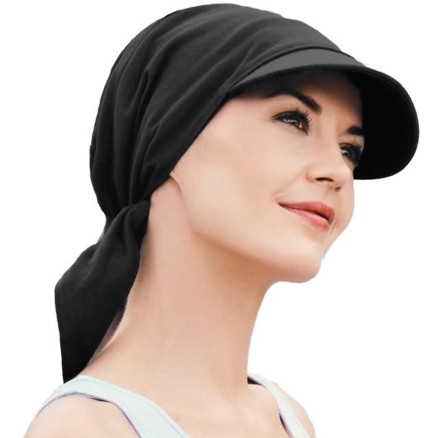 (クリスティン) Christine レディース 帽子 おしゃれ 医療用帽子・ケア帽子・ケアキャップ 8236-0221