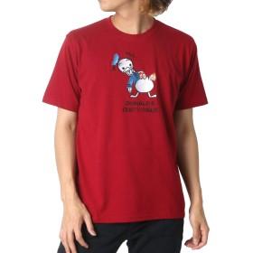 [ディズニー] Tシャツ 刺繍 半袖 メンズ 柄4 L
