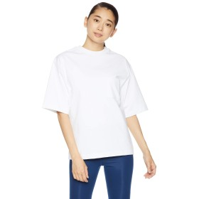 [エムエックスピー] Tシャツ ミディアムドライジャージ ビッグティーウィズポケット レディース ホワイト 日本 S (日本サイズS相当)