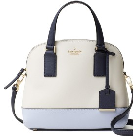 Kate Spade New York レディース Small Cameron Street Lottie Satchel US サイズ: One Size カラー: ホワイト