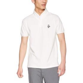 [チャムス] ポロシャツ Booby Shawl Polo Shirt White 日本 M (日本サイズM相当)