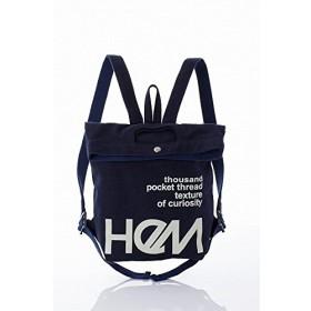 HeM(HeM) ミニリュック ST-248-01 マイレ【ダークネイビー 39-28842/】