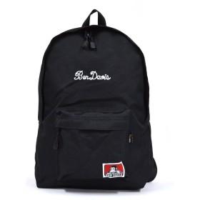 (ベンデイビス) BEN DAVIS リュック デイパック BDW-982 メンズ レディース リュックサック バックパック 通勤 通学 おしゃれ シンプル Black